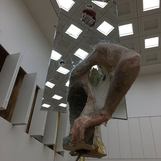 Self - Fiction, David Altmejd, Kunsthal KAdE Amersfoort, 2016